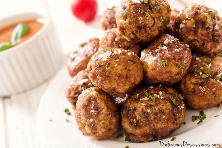 Bombay Meatballs