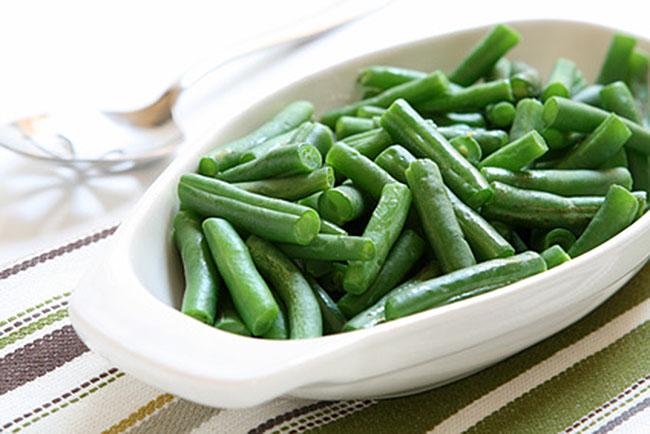 Pork and Green Bean Stir-Fry