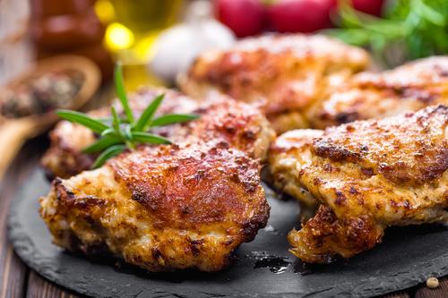 Garlic Greek Chicken