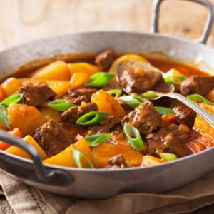Slow Cooker AIP Fall Beef Stew