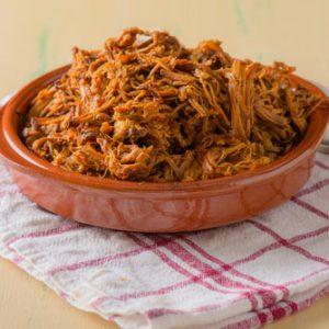 Slow Cooker Cilantro Lime Pork Carnitas