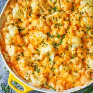 Cauli Mac and Cheese