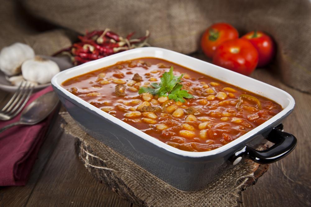 Slow Cooker Vegan White Bean Stew