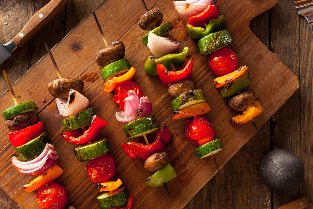Depositphotos 80715836 m 2015 Vegetable Kebobs