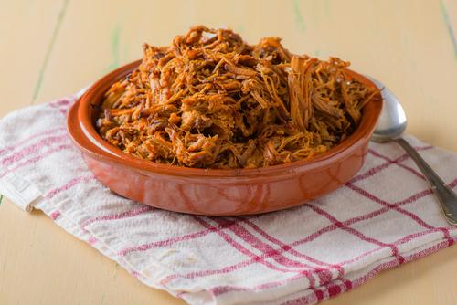 Slow Cooker Sweet and Spicy Pork Tenderloin