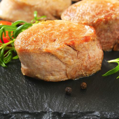 Orange-Glazed Pork Tenderloin