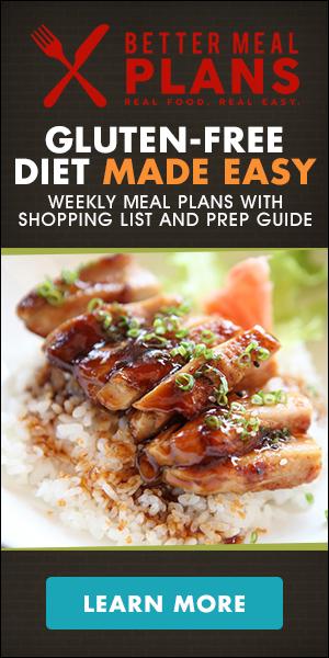 Gluten-free Meal Plan