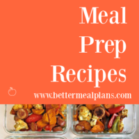 10 Easy Meal Prep Recipes
