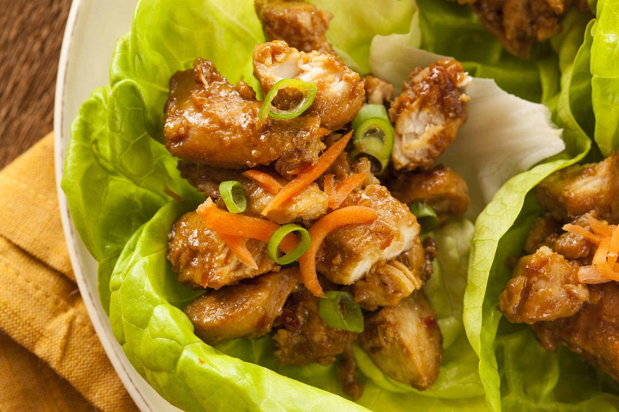 Depositphotos 43762659 l 2015 Asian Chicken Wraps