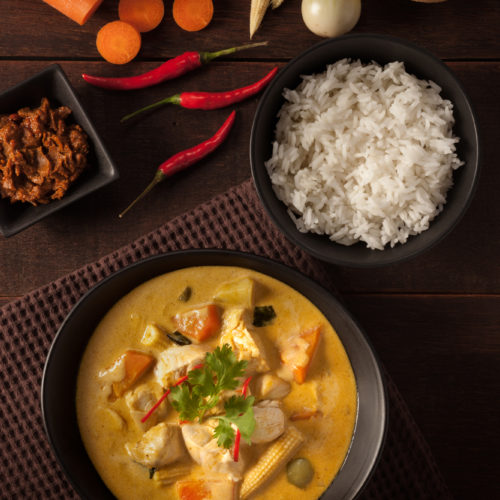 Slow-Cooker Pork Curry