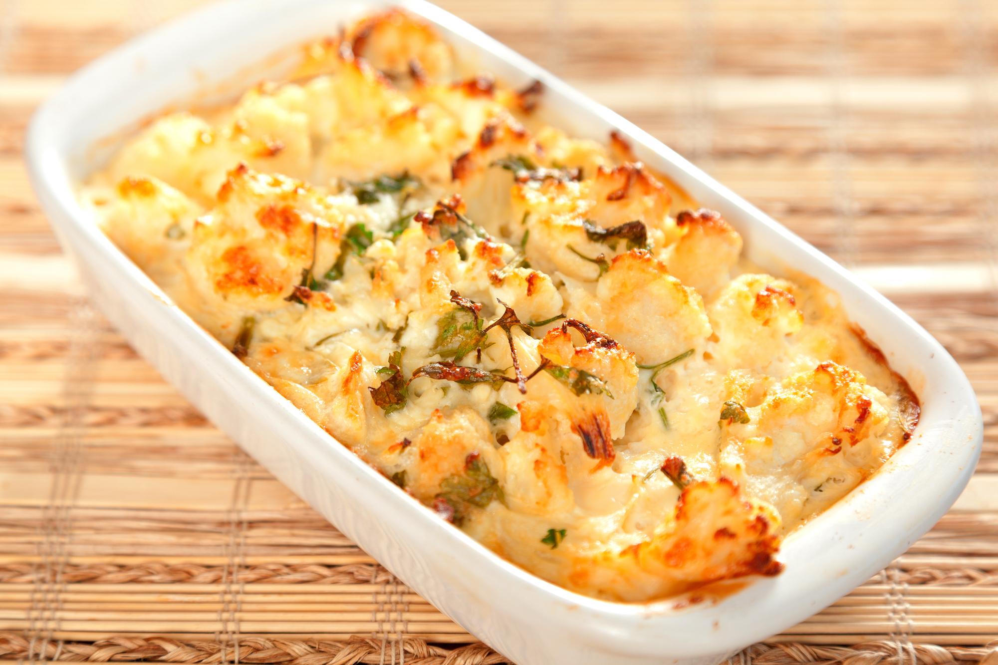Depositphotos 62416199 l 2015 Loaded Cauliflower Casserole