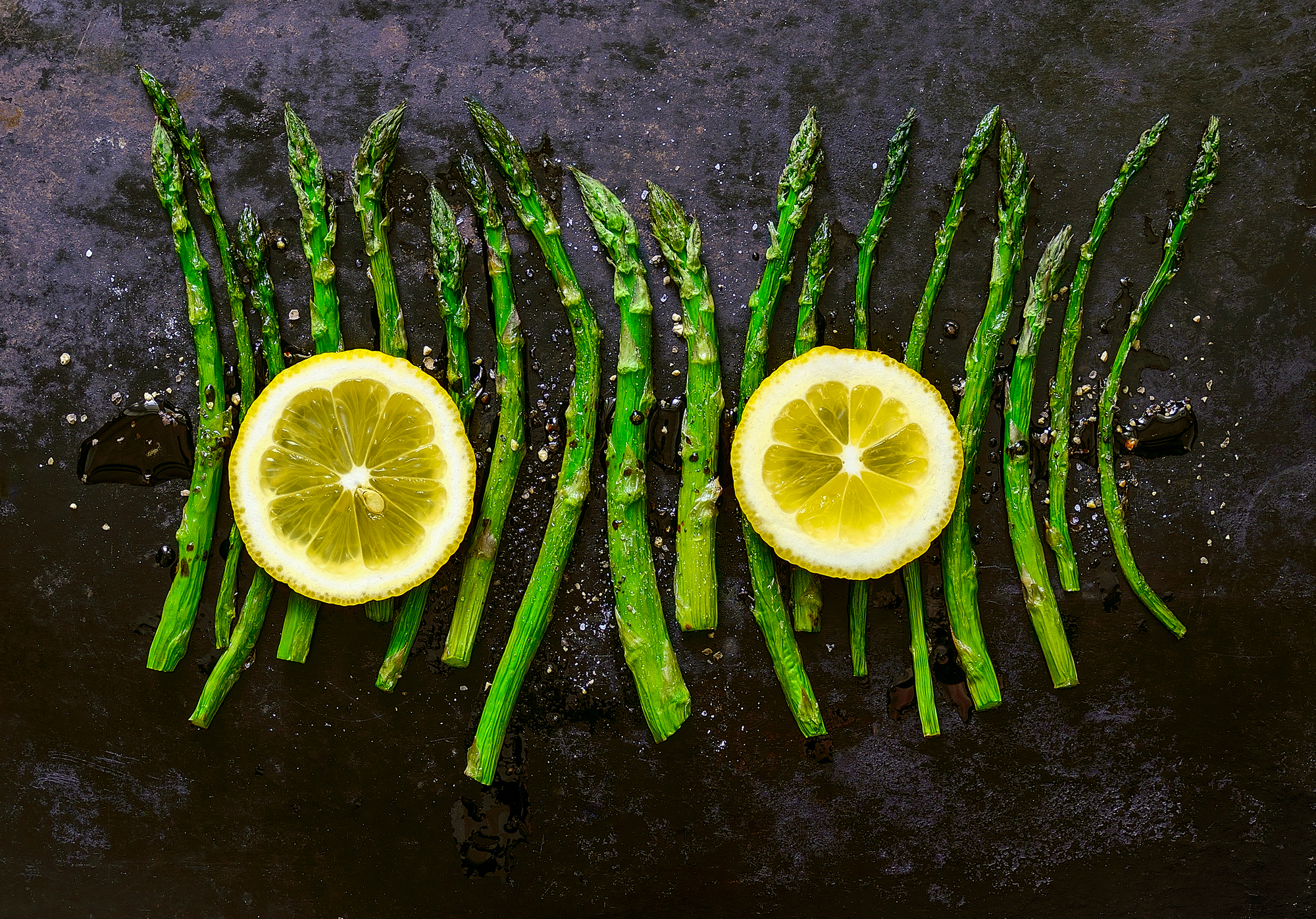 Depositphotos 71117983 l 2015 Roasted Lemon Parmesan Garlic Asparagus