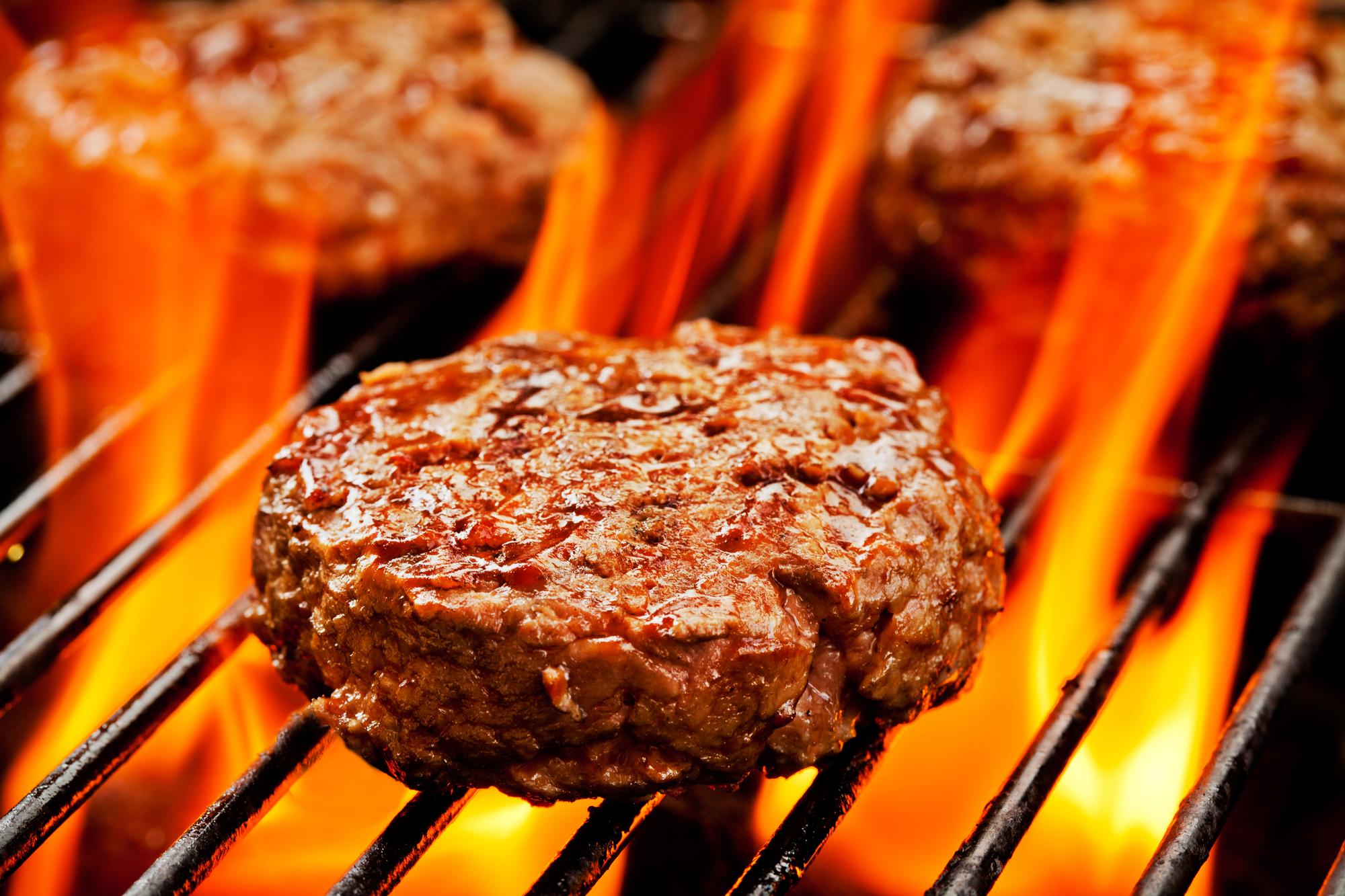 Depositphotos 73212739 l 2015 Jerk Turkey Burgers on Sweet Potato Rounds