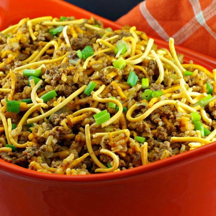 Chow Mein Minnesota Hotdish Casserole Recipe 20 Casseroles That Are $10 Or Less