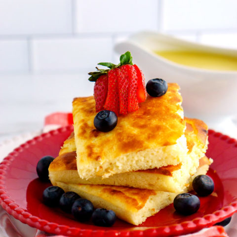 Easy Sheet Pan Pancakes Easy $5 Dinners to Feed a Family of Four