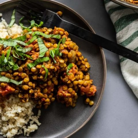 Indian lentils 1 Easy $5 Dinners to Feed a Family of Four
