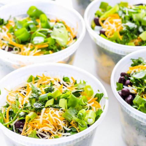 Vegetarian Meal Prep to take to work Breakfast 10 Easy Meal Prep Recipes