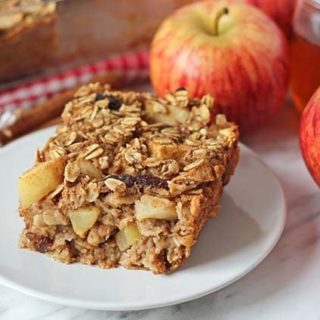 vegan baked oatmeal recipe 10 Easy Meal Prep Recipes