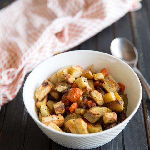 roastedveggies 3 20 Gluten-Free Thanksgiving Recipes